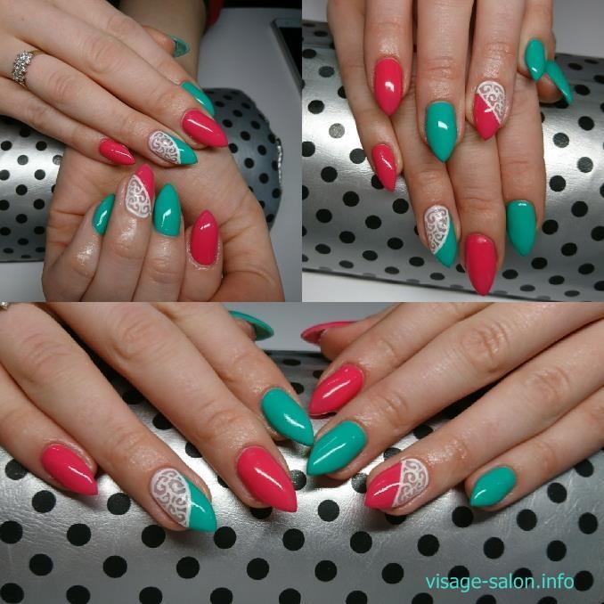 Manicure, paznokcie żelowe